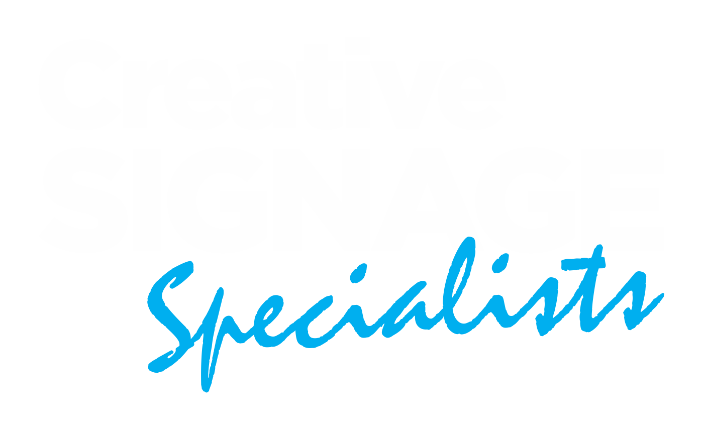 Creative Signage Specialists